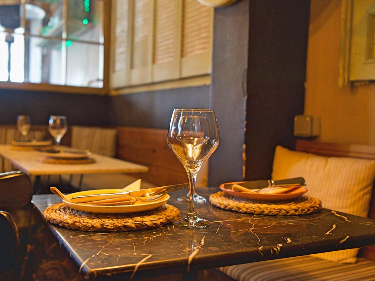 La Santísima Gastroteca Restaurante.