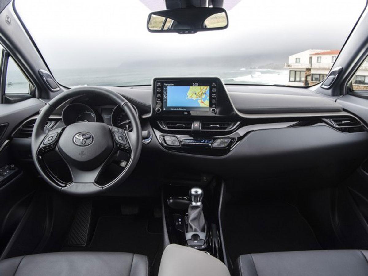 Llega a la gama completa del nuevo Toyota C-HR híbrido