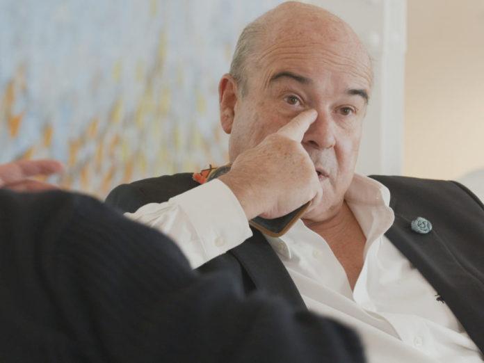 Antonio Resines es sincera: Así fue el accidente que le salvó la vida 4