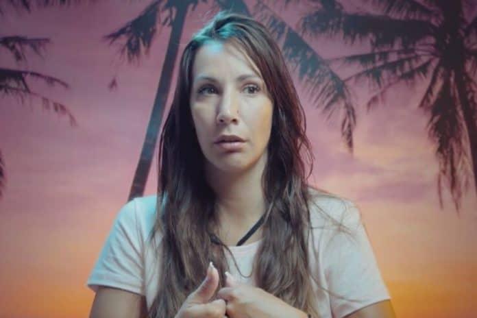 "'La isla de las tentaciones': Fani, a Christofer: ""usted va a entender todo"" 5"