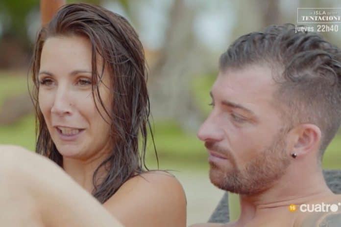 "'La isla de las tentaciones': Fani, a Christofer: ""usted va a entender todo"" 7"