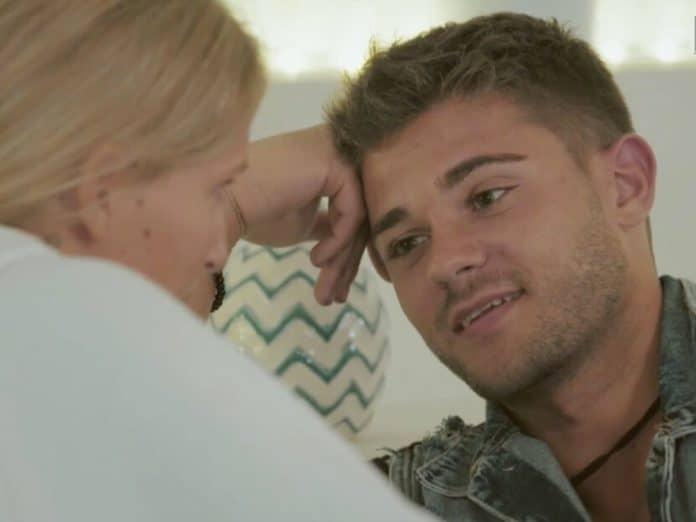 'La isla de las tentaciones': La reacción de Ismael a ver a Andrea en la cama con Oscar 2