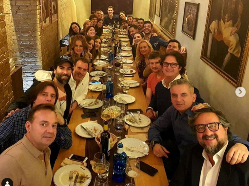 Fotos del día: Paula Echevarría sorprende a Miguel Torres con una fiesta 1
