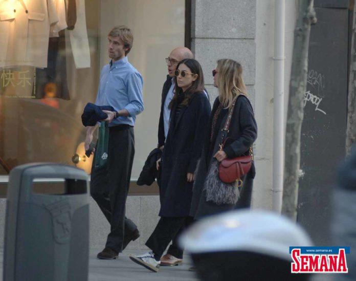 Christian de Hannover: y Alessandra de Osma, excursión familiar en Madrid. 4