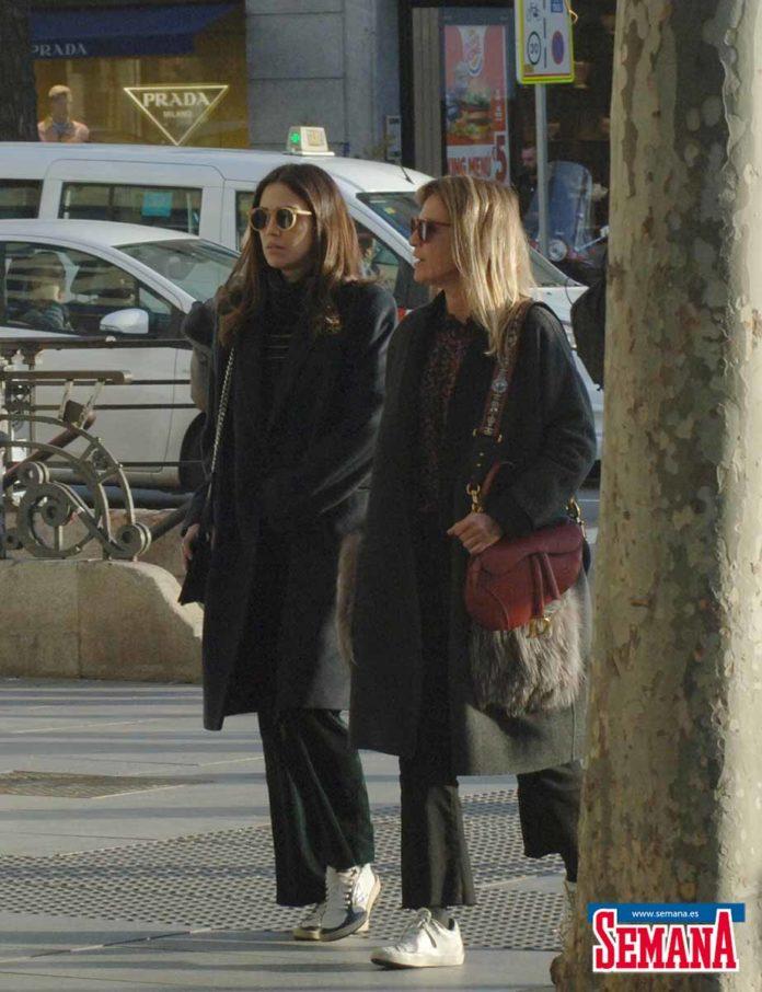 Christian de Hannover: y Alessandra de Osma, excursión familiar en Madrid. 1