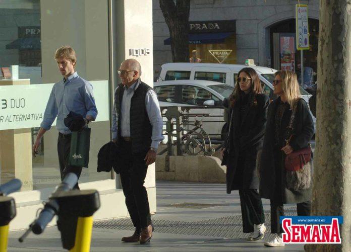 Christian de Hannover: y Alessandra de Osma, excursión familiar en Madrid. 3