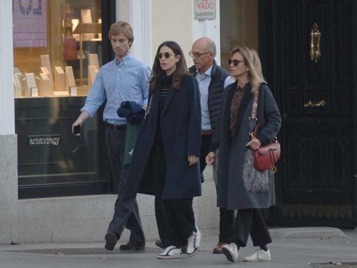 Christian de Hannover: y Alessandra de Osma, excursión familiar en Madrid. 2