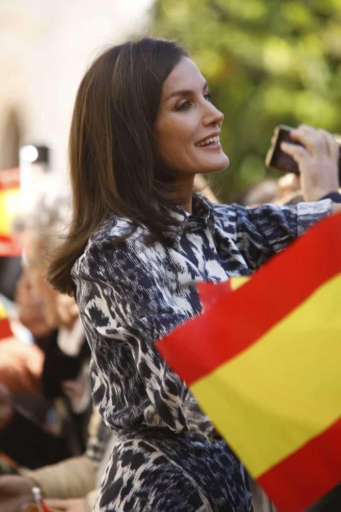 Letizia: recupera el vestido de Victoria Beckham que se agotó en horas 7