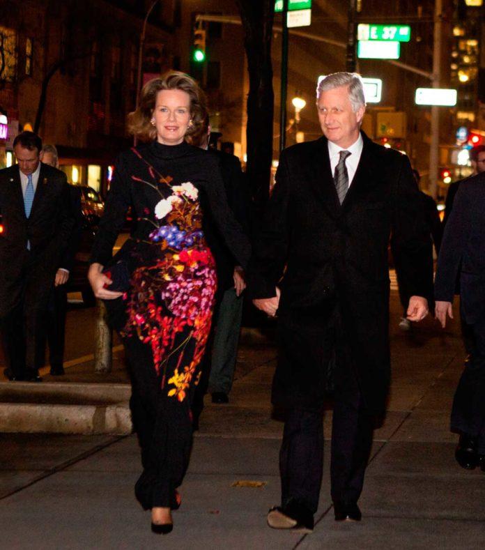 Matilde y Felipe de Bélgica conquistan Nueva York 5