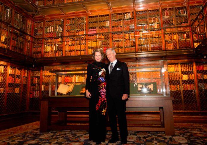 Matilde y Felipe de Bélgica conquistan Nueva York 4