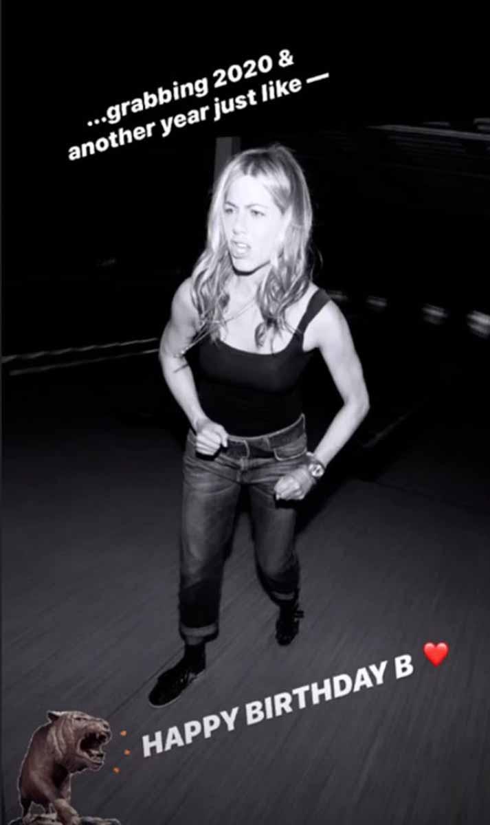 Jennifer Aniston: celebra 51 años con una gran fiesta 1