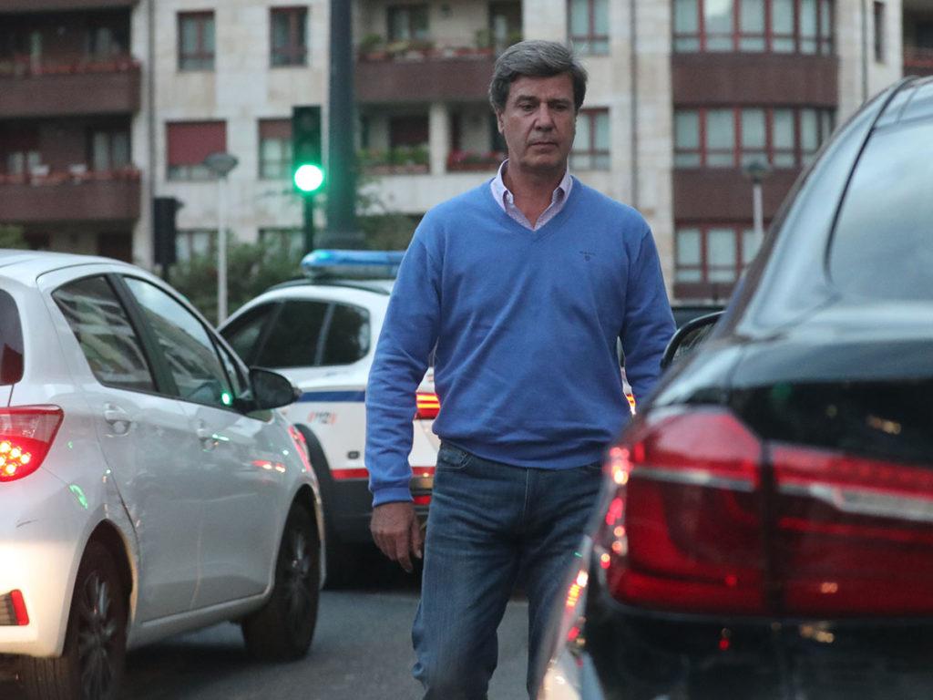 Cayetano Martínez de Irujo recibe alta hospitalaria 2