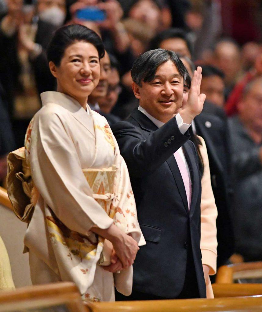 Naruhito de Japón: el coronavirus también llega a la realeza 2