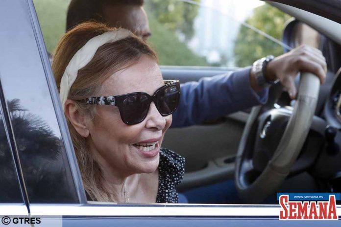 Ana Obregón: sonriendo después del regreso de su hijo Álex en el hospital 4