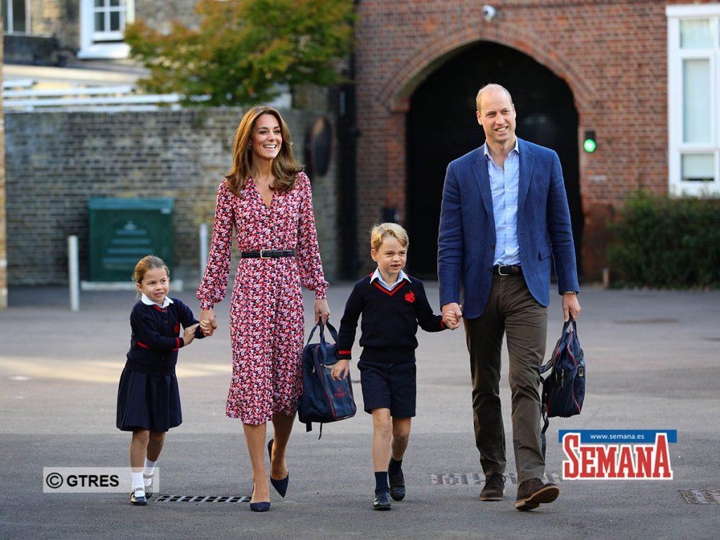 La entrañable imagen de Kate Middleton con su hija Charlotte 4