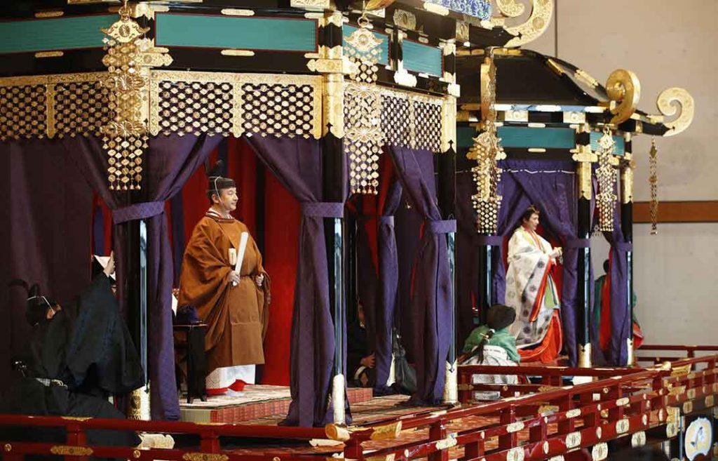 """La emperatriz Masako de Japón todavía tiene """"altibajos"""", según su esposo. 2"""