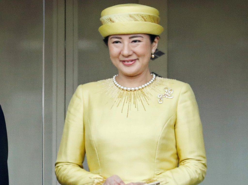 """La emperatriz Masako de Japón todavía tiene """"altibajos"""", según su esposo. 4"""
