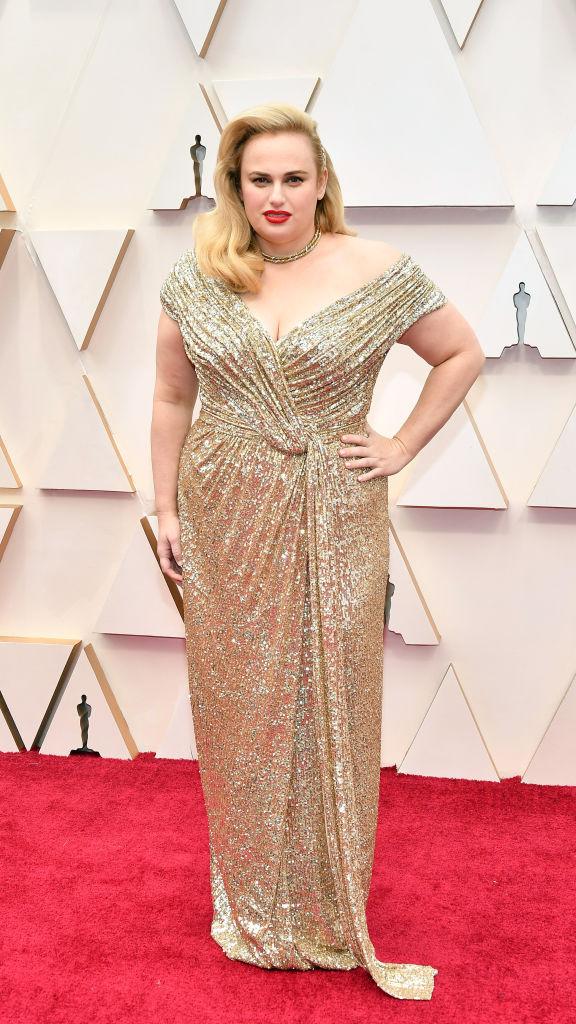 Estos fueron los estilos que dominaron la alfombra roja de los Oscar 6