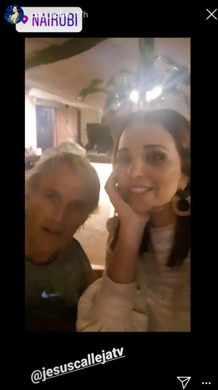 Paula Echevarría y Miguel Torres viven un emocionante viaje a África 14