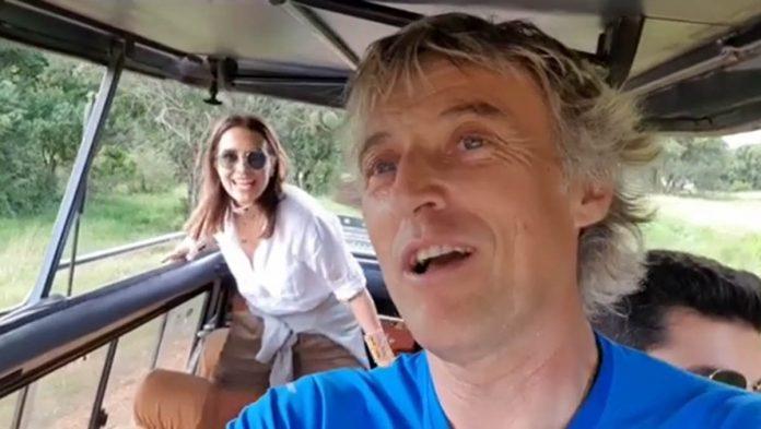Paula Echevarría y Miguel Torres viven un emocionante viaje a África 18