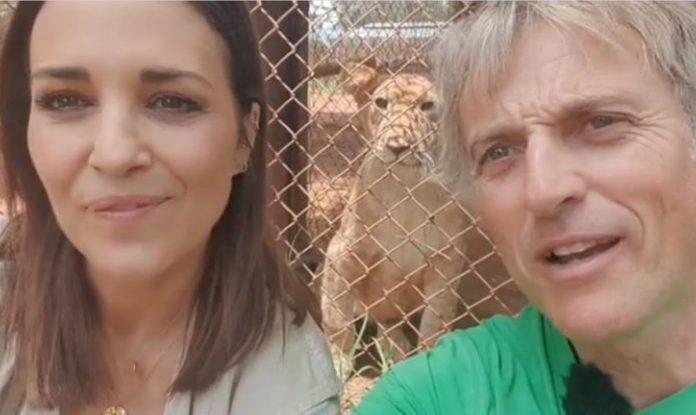 Paula Echevarría y Miguel Torres viven un emocionante viaje a África 10