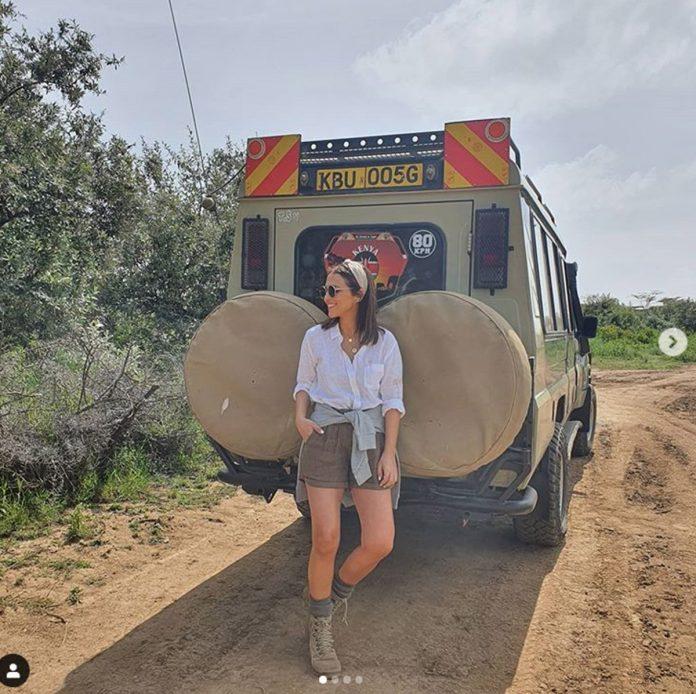 Paula Echevarría y Miguel Torres viven un emocionante viaje a África 6