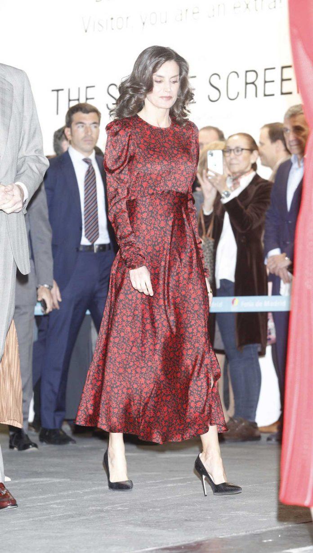 La reina Letizia regresa a ARCO como Gilda y con un estreno francés a la venta 12