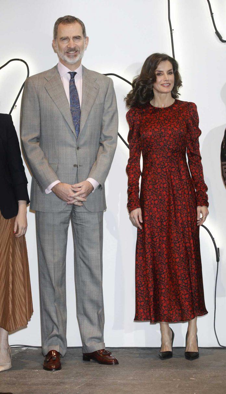 La reina Letizia regresa a ARCO como Gilda y con un estreno francés a la venta 2