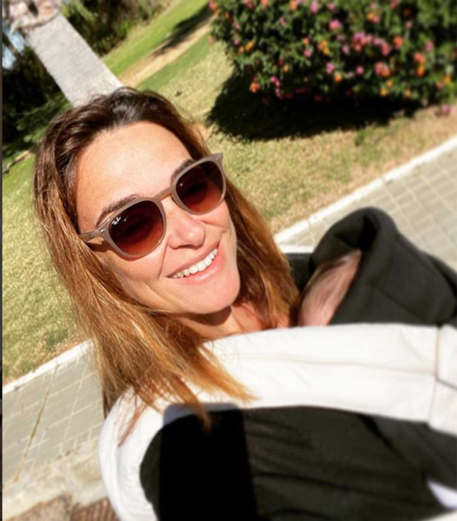 Toñi Moreno anuncia la fecha de su regreso a la televisión 2