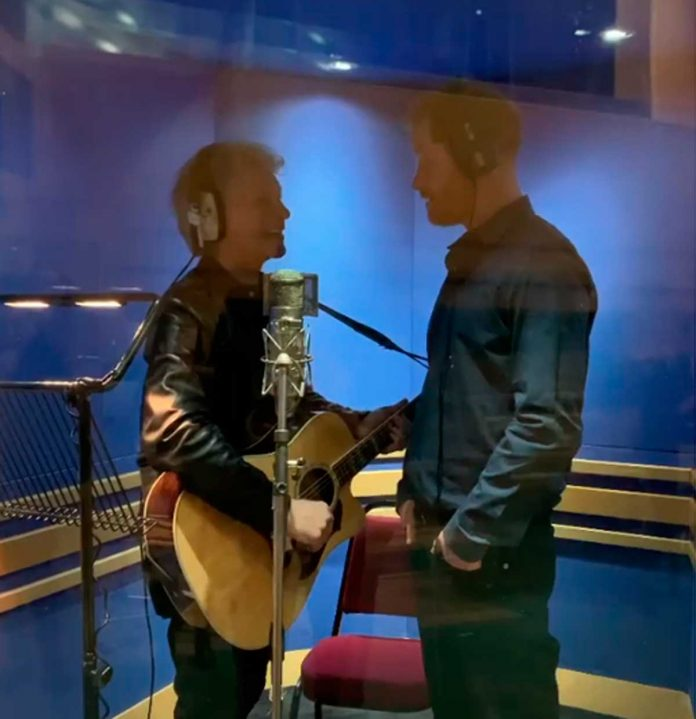 El príncipe Harry se suelta y canta un dúo con el rockero Jon Bon Jovi 12
