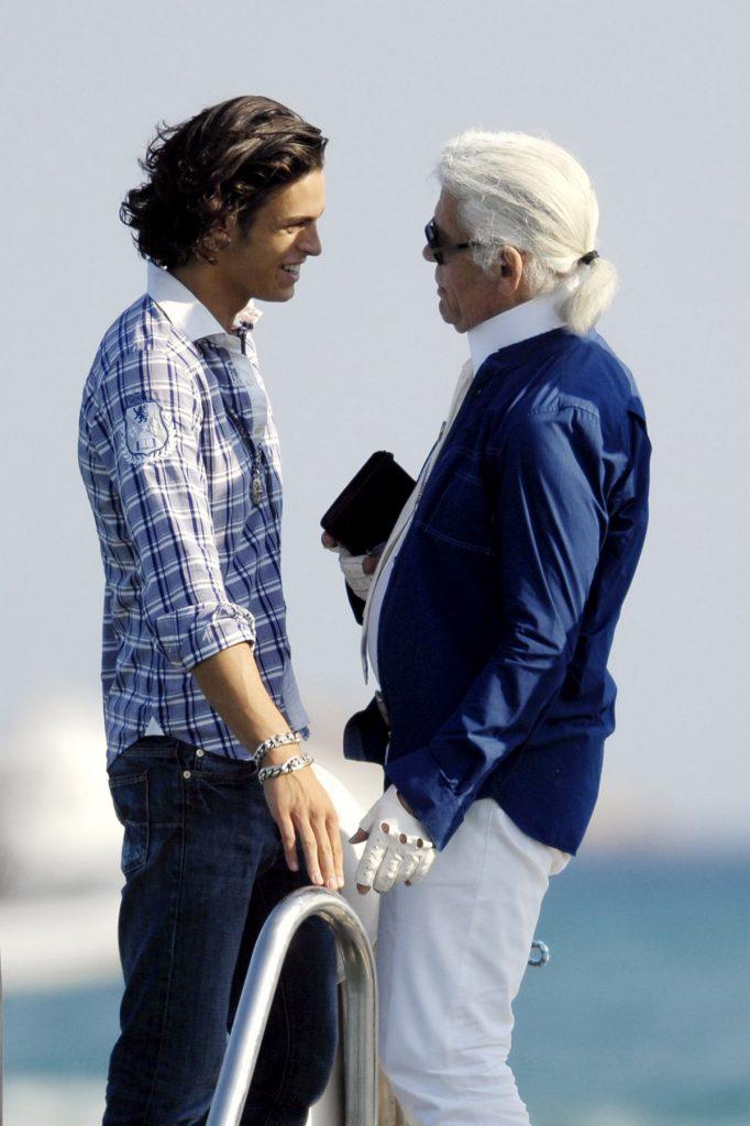 Karl Lagerfeld: su joven viudo revela los secretos de su habitación 2