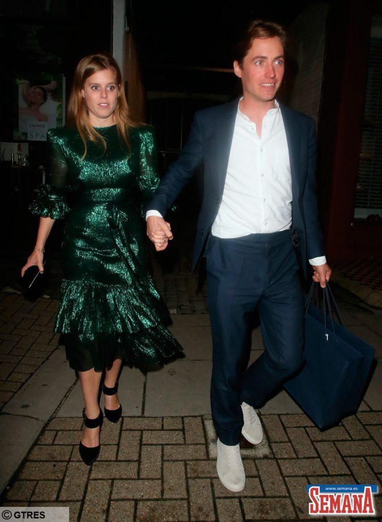 Beatriz de York y Edoardo Mapelli ya tienen un padrino para su boda 2