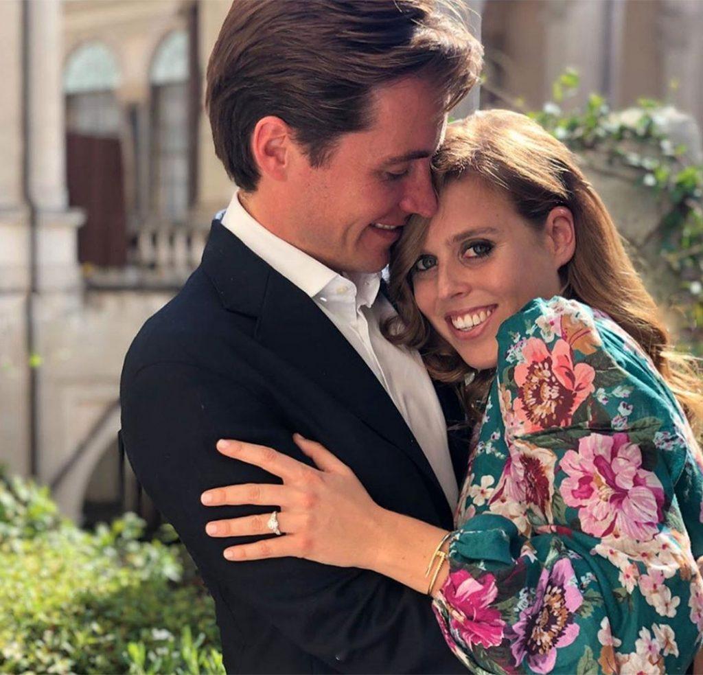 Beatriz de York y Edoardo Mapelli ya tienen un padrino para su boda 4