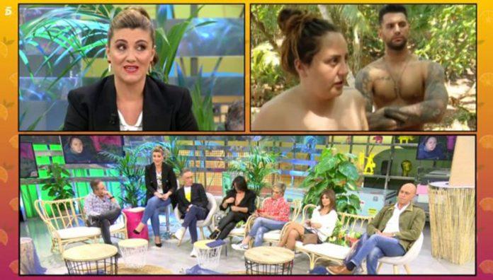 Carlota Corredera: defender el peso del Rocío Flores, pero critica su actitud 6