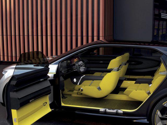 Renault presenta el MORPHOZ, su nuevo prototipo eléctrico 1