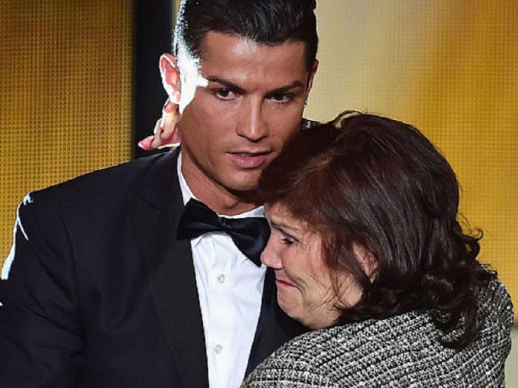 Cristiano Ronaldo: su madre confiesa su estado luego de sufrir un derrame 2