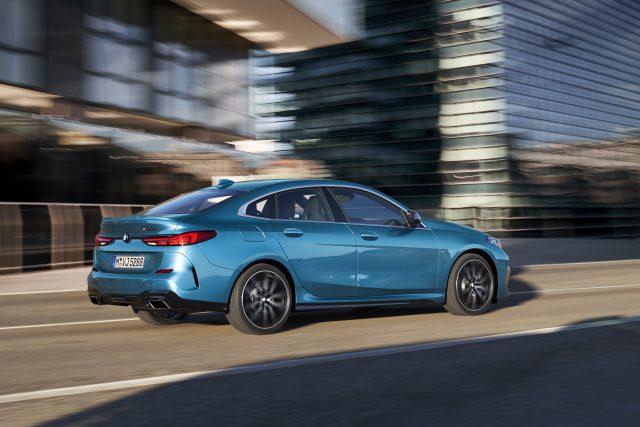 Nuevo BMW Serie 2 Gran Coupé: deportivo, elegante y moderno 1