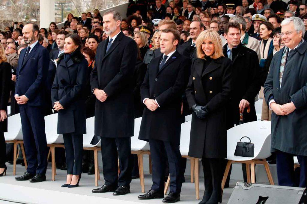 coronavirus: el gobierno francés tiembla en la visita de los reyes a París 2