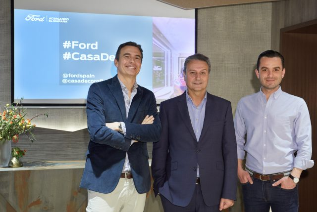 Ford presenta en Casa Decor, el nuevo Ford Kuga en un espacio diseñado por el arquitecto Manuel Espejo 1