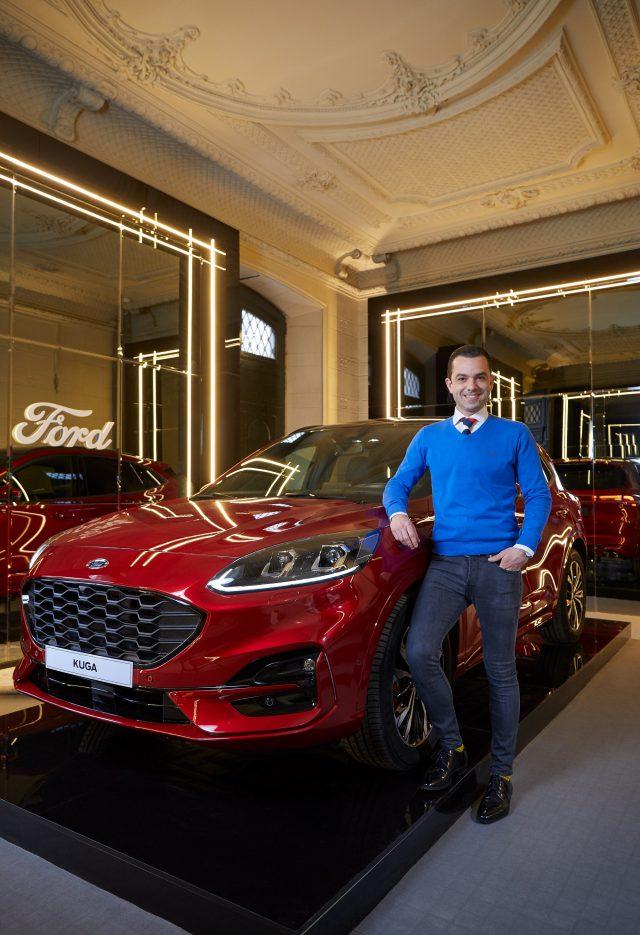 Ford presenta en Casa Decor, el nuevo Ford Kuga en un espacio diseñado por el arquitecto Manuel Espejo 2
