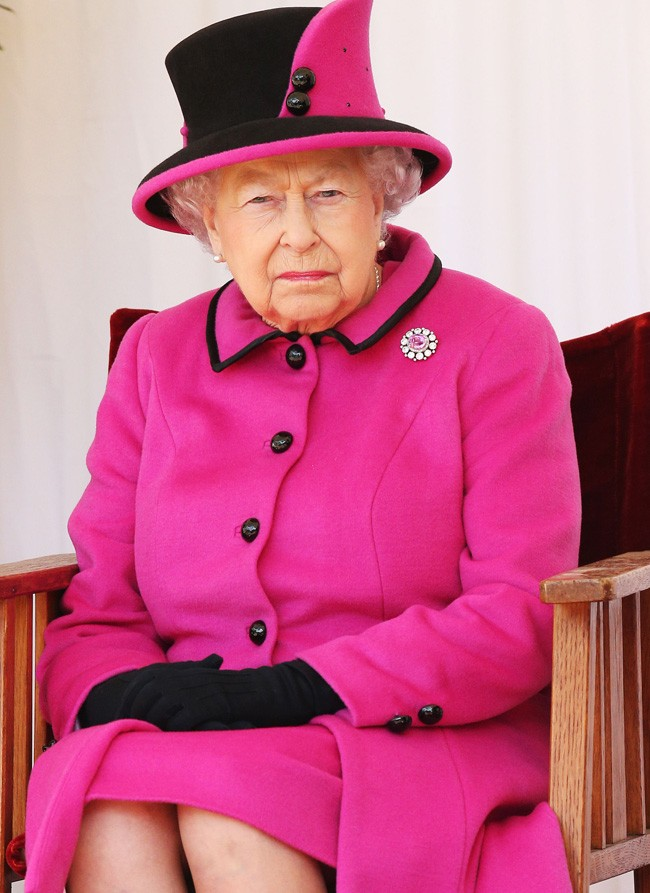 """La reina Isabel II cancela su agenda como """"precaución"""" para el coronavirus 2"""