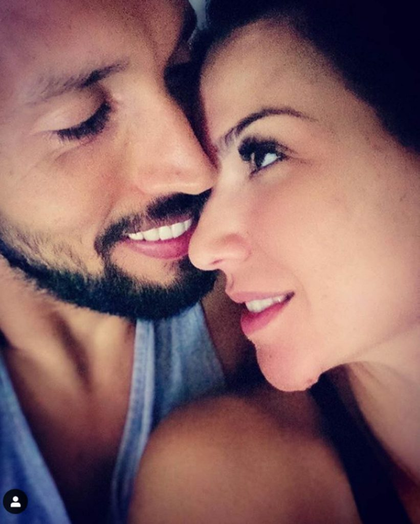 Tamara Gorro habla del positivo de su esposo en coronavirus 2