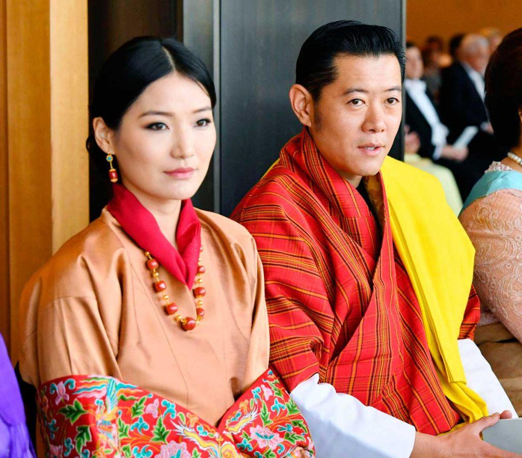 La reina de Bután da a luz a un segundo hijo (con aviso de coronavirus) 4