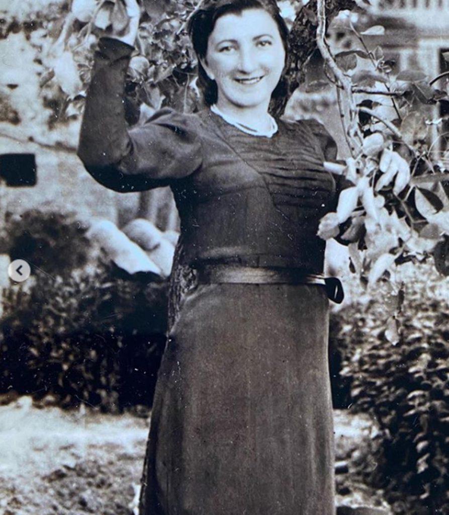 Muere la abuela de Fonsi Nieto 2