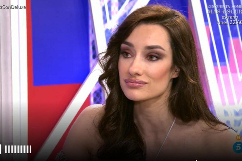 La razón por la que la novia de Kiko Matamoros, Marta López, ha roto su silencio en la tv 5