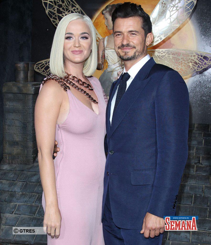 Katy Perry revela el sexo del bebé que espera con Orlando Bloom 2