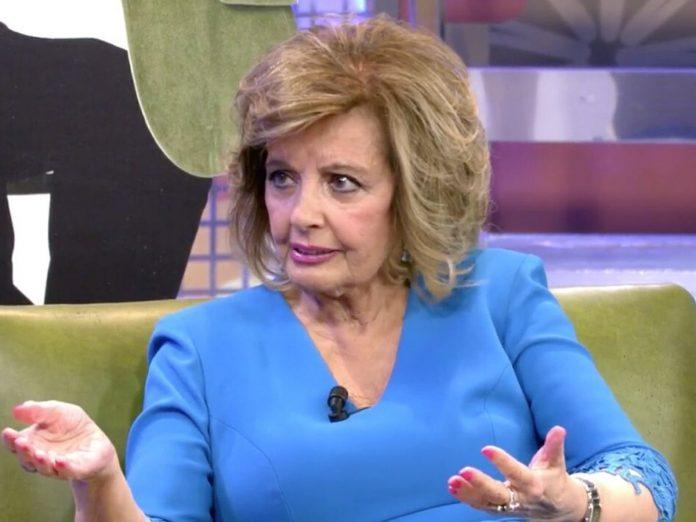 La ira de María Teresa Campos, Jorge Javier Vázquez por su nieta Alejandra Rubio 8