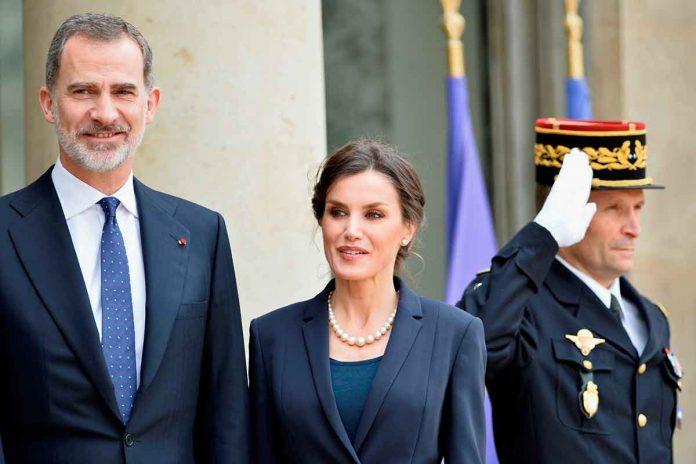Reina Letizia, completamente dedicada a la lucha contra el coronavirus. 2
