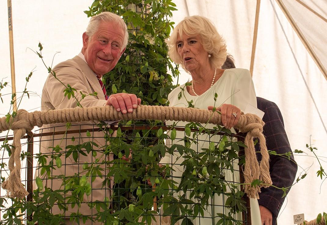 Carlos de Inglaterra reaparece con Camila para celebrar sus 15 años de matrimonio. 4