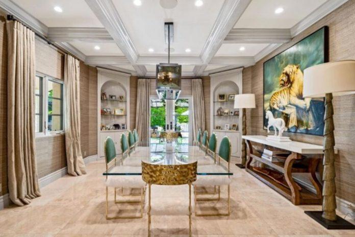 Kaley Cuoco pierde tres millones de euros al vender su mansión de Los Ángeles 6